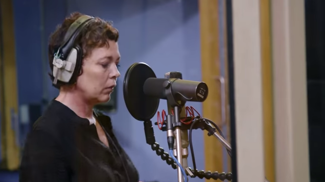"""Olivia Colman on her Portishead cover with Phoebe Waller-Bridge: """"The scariest thing I've ever done"""""""