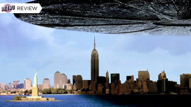 Independence Day Has Aged Beautifully After 25 Years