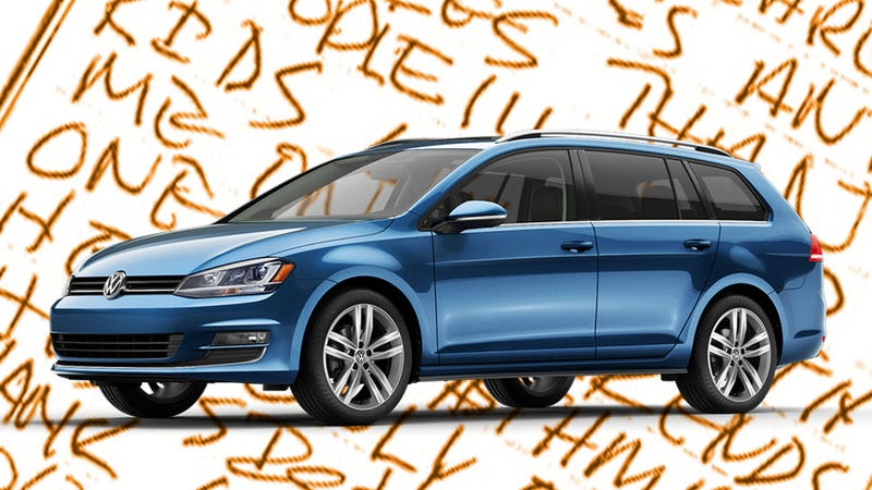 Illustration for article titled The Worst Part About Volkswagen's Diesel Scandal Is Notes From Unhinged Assholes