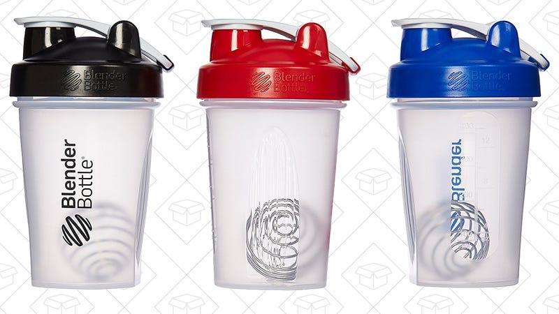 Blender Bottle 3-Pack, $16