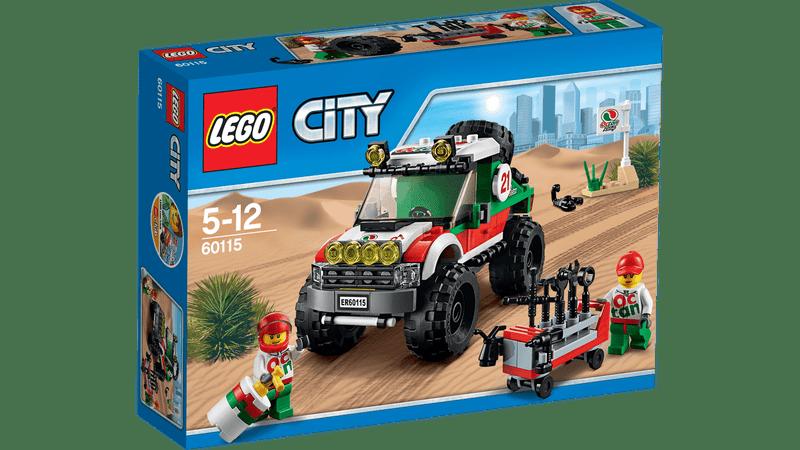 Illustration for article titled Legolopnik