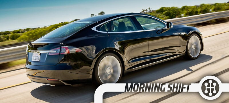 Illustration for article titled Get Someone To Buy A Tesla Model S, Win Fabulous Prizes