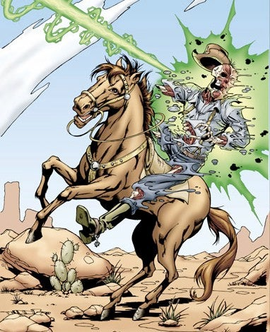 Illustration for article titled Sam Rockwell Rounds Out The Geekiest Cast And Crew Ever On Cowboys And Aliens