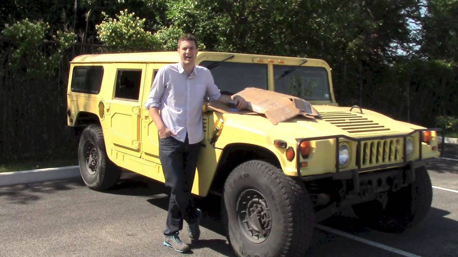 I Hypermiled My Hummer To See What Gas Mileage I Could Get