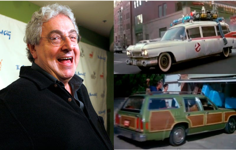 Illustration for article titled A Brief History Of The Iconic Vehicles In Harold Ramis Films