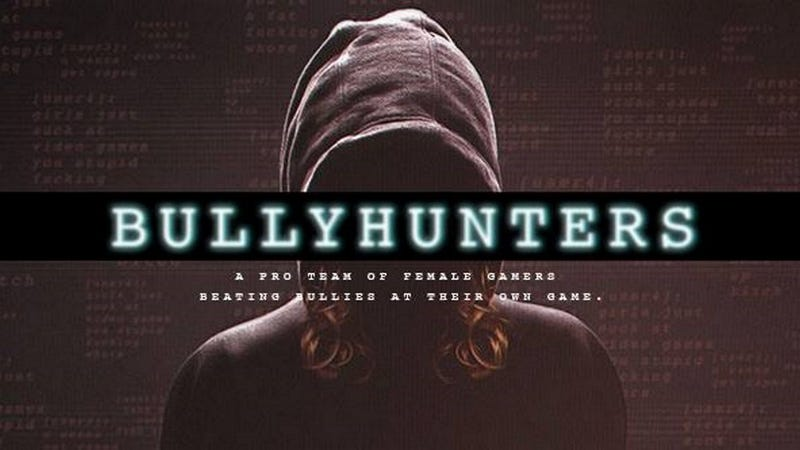 Illustration for article titled 'Bully Hunters' Organization Claims To Hunt Down Harassers In Games, Stirs Controversy [UPDATE]