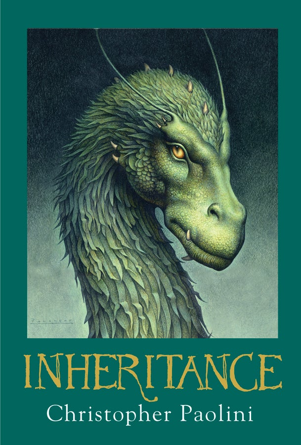 Christopher Paolini's next book project will be science