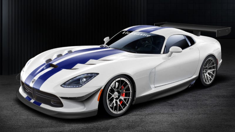 Illustration for article titled Hennessey's 2013 Venom 1000 Twin Turbo Has 1,120 Horsepower And Eats Bugattis For Lunch
