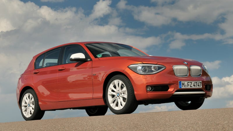 Illustration for article titled The Next BMW 1-Series Might Not Come To America