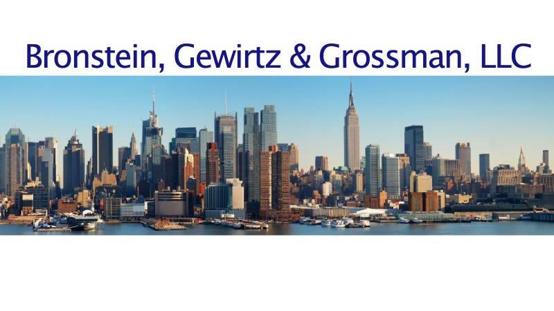 Illustration for article titled Shareholder Alert: Bronstein, Gewirtz & Grossman, LLC Announces Investigation of Tesla Motors, Inc.