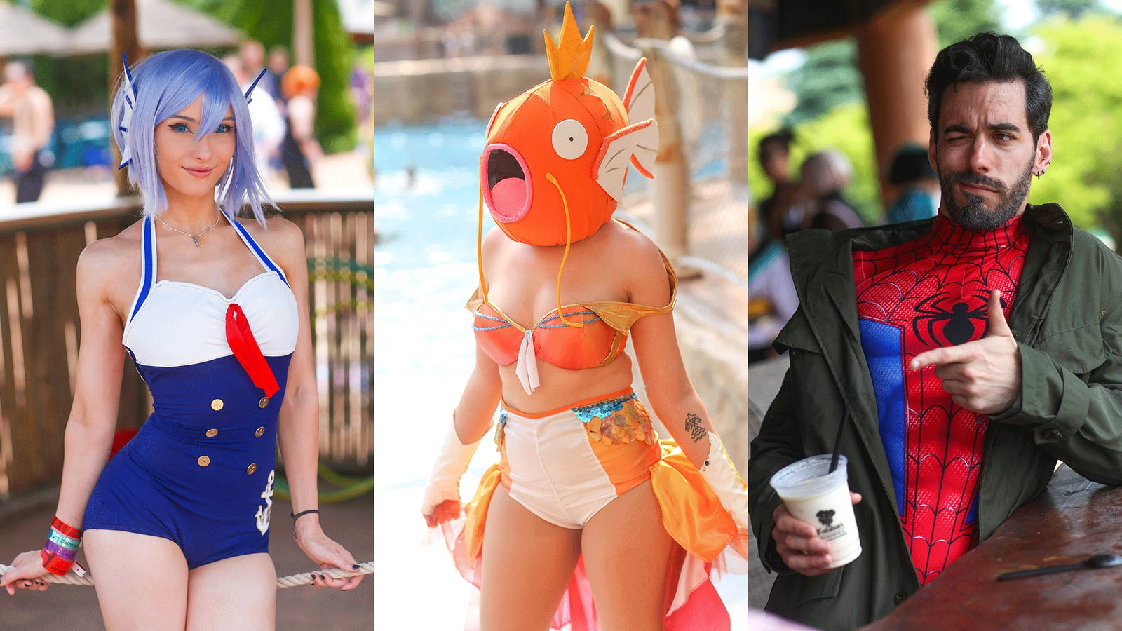 ColossalCon 2019, aka Cosplay's Great Pool Party