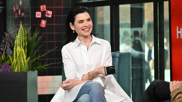 Julianna Margulies opens up about refusing to take a pay cut to show up for The Good Fight