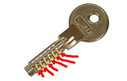 como hacer una llave de puerta