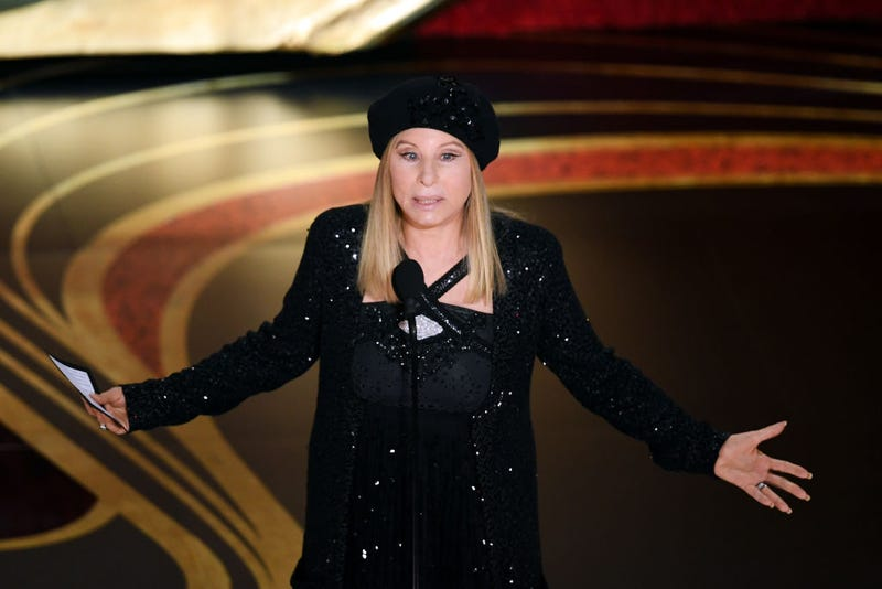Illustration for article titled Barbra Streisand Blames Parents While Discussing Leaving Neverland Documentary