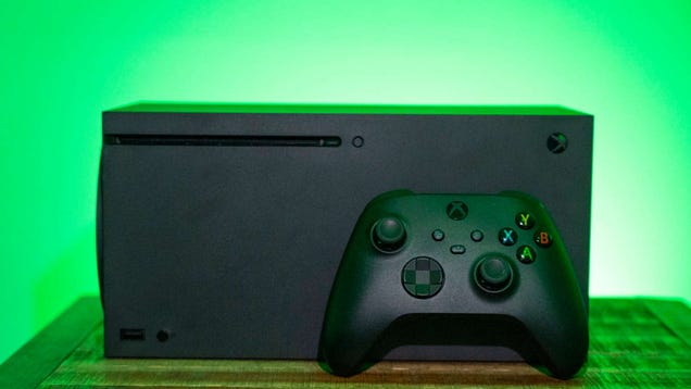 Microsoft Says It s Investigating a Fix for Disconnecting Xbox Series X Controllers