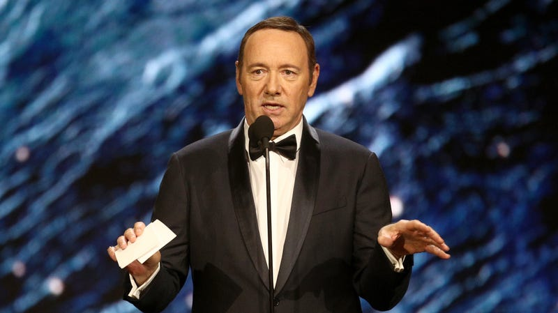 Illustration for article titled Kevin Spacey's new movie might make less than $500 this weekend