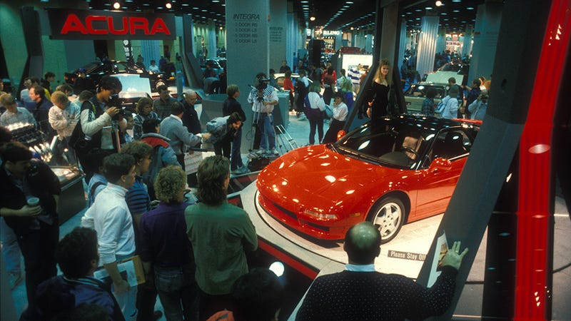 Illustration for article titled 25 years later, the NSX still resides in the Temple of Greatness
