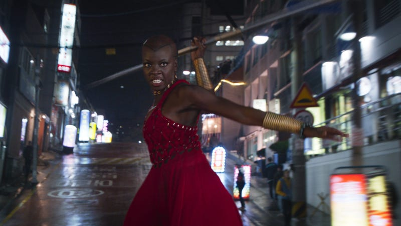 Wakanda's Indomitable Culture Is Why the Women of Black