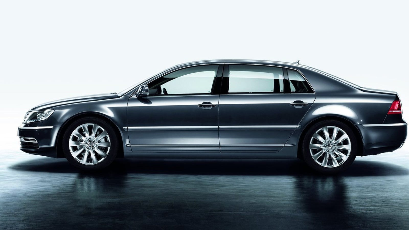 The Next Volkswagen Phaeton Will Start At 70 000 In America