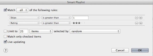 The Best Smart Playlists for Automatically Organizing Your