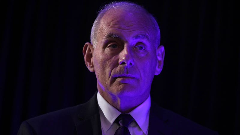 White House chief of staff John Kelly (Alex Wong/Getty Images)