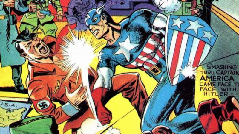 Illustration for article titled Celebrate the Fourth of July with some free Captain America gear from Hasbro