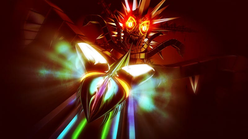 Illustration for article titled Thumper Is The Best Kind Of Music Game