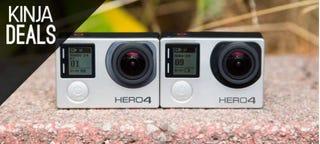 Illustration for article titled GoPro Accessory Bundles, $15 Backup Camera, More Deals