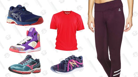 9e596b9ea Plan Your Post-Holiday Penance With This Activewear Gold Box