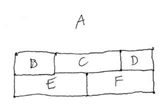 Illustration for article titled ¿Puedes cruzar solo una vez todas las líneas sin levantar el lápiz del papel? Cuando desistas sigue leyendo