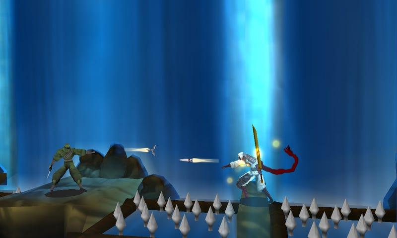 Illustration for article titled Shinobi