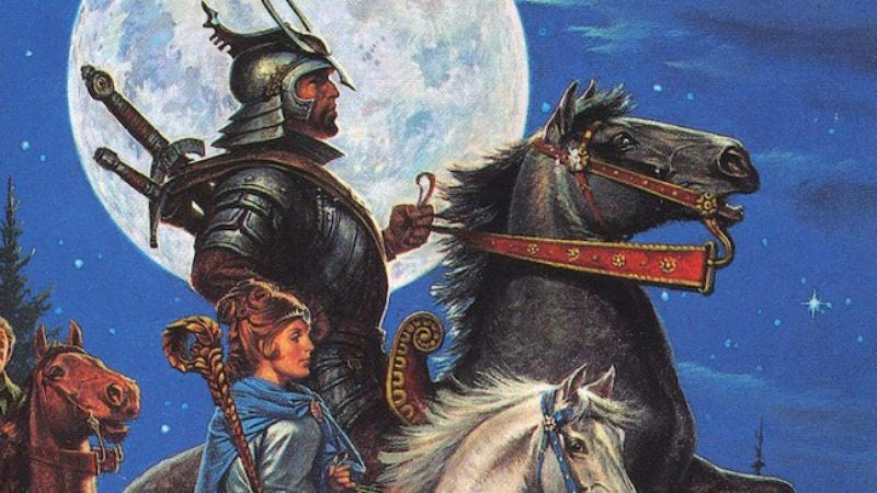 Illustration for article titled No, you weren't dreaming that Wheel Of Time pilot that was on at 1 a.m.