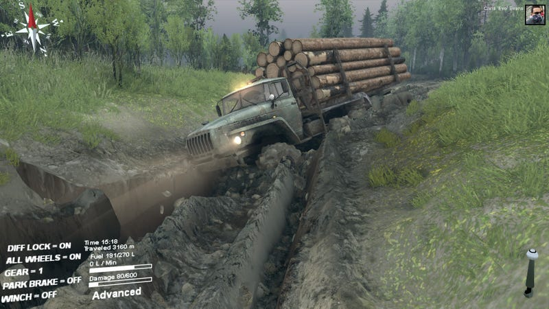 Illustration for article titled Spintires?