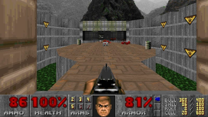 Surprise! Doom Is Still An Incredible Game