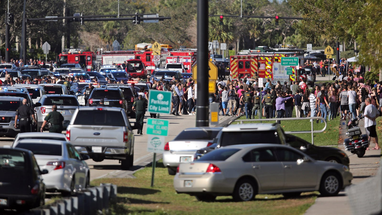 'No Way To Prevent This,' Says Only Nation Where This Regularly Happens