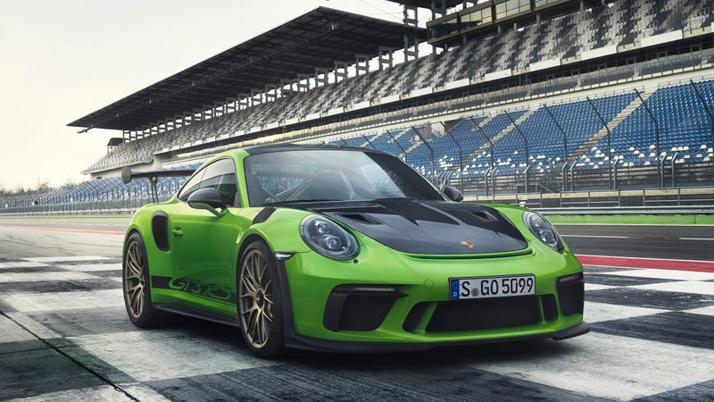 The 2019 Porsche 911 GT3 RS Is Sharper, More Powerful And ...