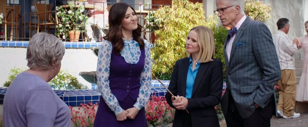 The Good Place gets a fresh start in the final season's first look