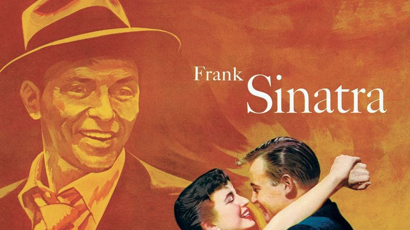 Illustration for article titled Where to start with the music of Ol' Blue Eyes himself, Frank Sinatra