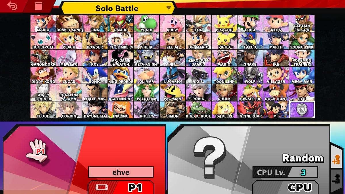 Super Smash Bros Ultimate The Kotaku Review