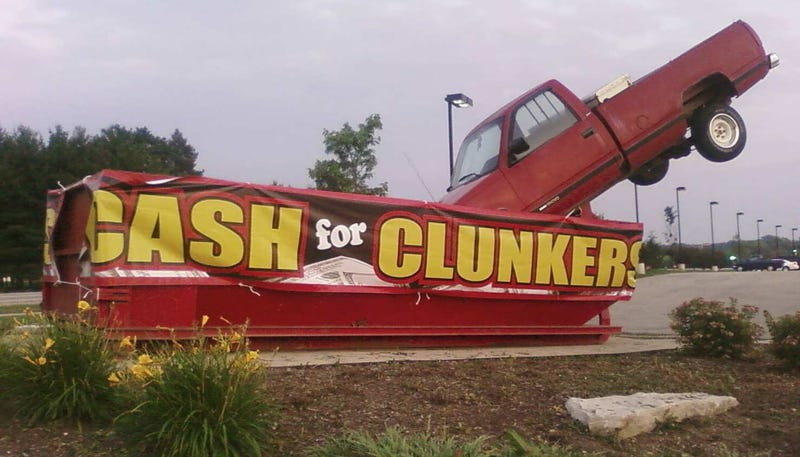 Illustration for article titled Thought I'd share this again since Cash 4 Clunkers is on today's AOTD.