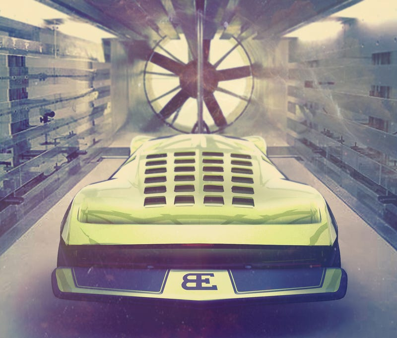 Illustration for article titled 1971 Bugatti Type 105
