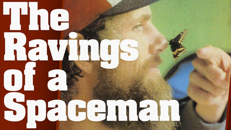 """Illustration for article titled """"The Fans Would Throw Little Tinfoils Of Hash At Me"""": A 1980 Interview With Bill """"Spaceman"""" Lee, Baseball's Stoner Evangelist"""