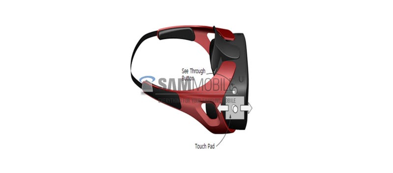 Illustration for article titled Gear VR: Is This Samsung's Plastic Version of Google Cardboard?