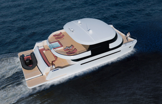 Houseboat? Try a Seafaring Luxury Apartment