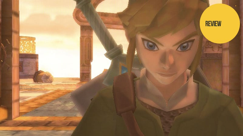 Illustration for article titled The Legend of Zelda: Skyward Sword: The Kotaku Review