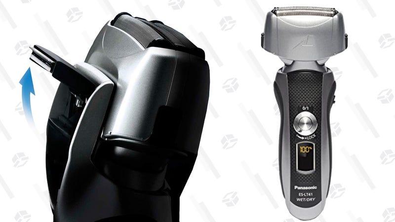 Panasonic Arc3 Electric Shaver | $60 | Amazon