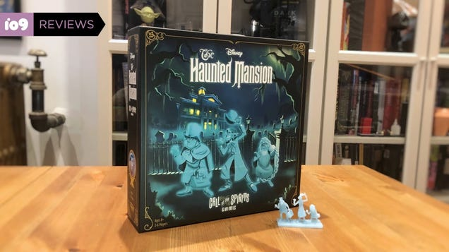 Haunted Mansion: Call of the Spirits Welcomes Foolish Mortals to a Charming, Simple Game