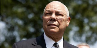 Former Secretary of State Colin Powell (Bloomberg/Getty Images)