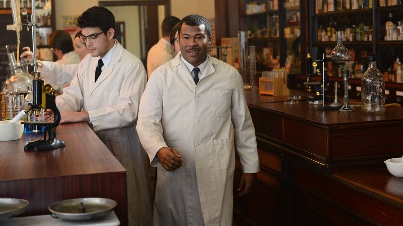 Jordan Peele as Percy Julian (Mark Davis)