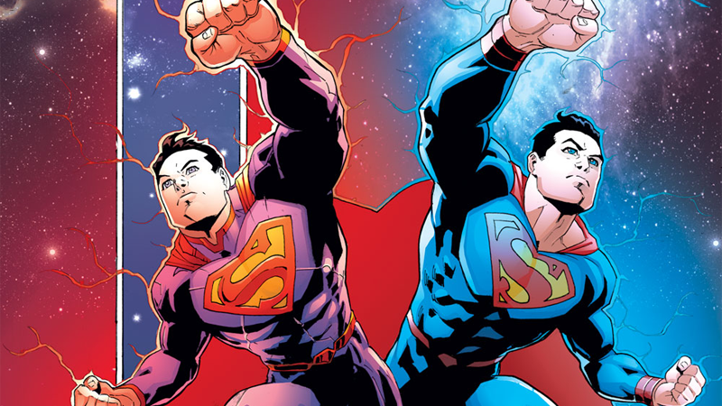Illustration for article titled Next Year's Big Superman Event Is Teasing Big Changes—and an Infamous Throwback